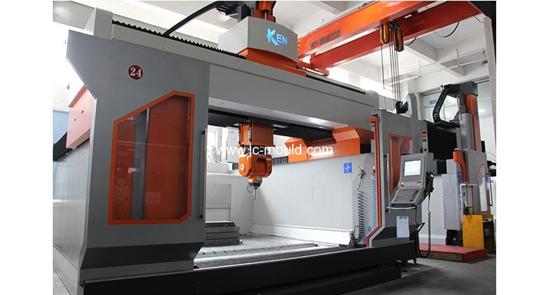 5-sided&5-axis CNC machining center 3200mm x 2200mm x 1500mm